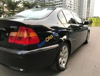 Bán BMW 3 Series 318i năm 2003, màu đen chính chủ, 218tr
