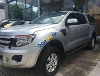 Bán Ford Ranger MT đời 2013, màu bạc số sàn