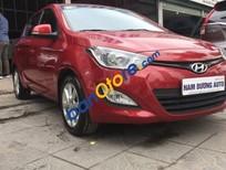 Bán ô tô Hyundai i20 1.4 AT đời 2013, màu đỏ như mới