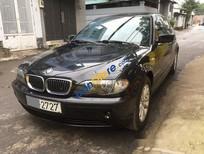 Cần bán gấp BMW 3 Series 318i đời 2005, màu đen chính chủ