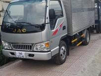 Công ty bán xe tải Jac 2t4 mới 100%, trả góp 100%