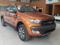 Bán Ford Ranger Wildtrak 3.2at 2 cầu đời 2018, màu đỏ, nhập khẩu Thái Lan