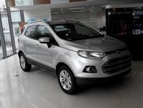 Bán Ford EcoSport 1.5 Titanium 2018, màu bạc, mới 100%. Vui lòng LH 090.778.2222