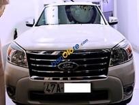 Bán Ford Everest MT đời 2011, màu trắng như mới, giá 595tr