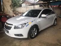 Bán ô tô Chevrolet Cruze LS 1.6 MT đời 2013, màu trắng, 395tr