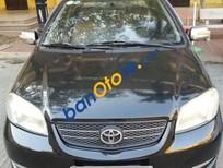 Bán gấp Toyota Vios đời 2007, màu đen chính chủ, giá 248tr