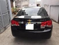 Bán Chevrolet Cruze LS 1.6 MT đời 2013, màu đen, 375tr