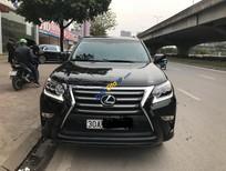 Bán Lexus GX460 sản xuất và đăng ký 2015, bản full, xe siêu mới, biển Hà Nội