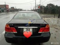 Cần bán Toyota Camry 2.4 AT năm 2003, màu đen, nhập khẩu Nhật bản