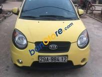 Bán xe Kia Morning SLX đời 2008, màu vàng, xe nhập, giá chỉ 235 triệu