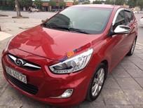 Bán Hyundai Accent 1.4AT 2014, màu đỏ, xe nhập số tự động, giá chỉ 480 triệu