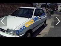 Cần bán xe Kia Pride năm 1996, màu trắng, xe nhập