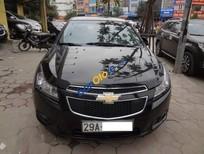 Bán Chevrolet Cruze LTZ đời 2012, màu đen