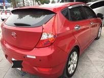 Bán xe Hyundai Accent 1.4AT đời 2014, màu đỏ, xe nhập