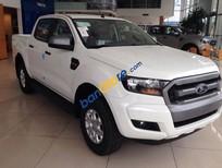 Bán xe Ford Ranger 2017, màu trắng, nhập khẩu