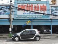 Cần bán Smart Forfour 2005, màu đen bạc, xe nhập chính chủ