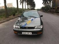 Bán xe Toyota Corolla đời 1995, màu xám, nhập khẩu