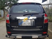 Chính chủ bán Chevrolet Captiva MT đời 2008, màu đen