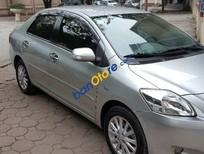 Bán xe Toyota Vios G sản xuất 2011, màu bạc