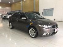 Cần bán lại xe Kia Cerato đời 2010, màu xám, nhập khẩu Hàn Quốc, chính chủ