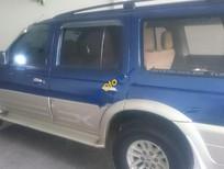 Bán ô tô Ford Everest đời 2005, màu xanh lam