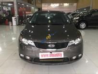 Cần bán lại xe Kia Cerato 1.6AT đời 2010, màu xám, nhập khẩu Hàn Quốc chính chủ