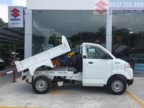 Xe tải Ben Suzuki, khả năng ben (tự đổ) lên tới 2.500kg