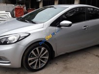 Bán Kia K3 đời 2014, màu bạc xe gia đình, giá tốt