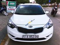 Bán xe Kia K3 2.0AT năm 2014, màu trắng, một chủ mua mới
