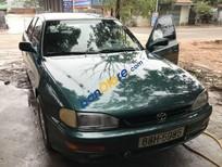 Cần bán Toyota Camry đời 1996, màu xanh lá
