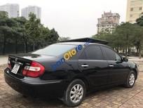 Chính chủ bán xe Toyota Camry đời 2003, màu đen