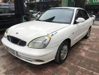 Bán xe Daewoo Nubira II 1.6 đời 2004, màu trắng