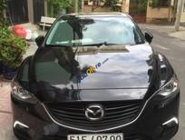 Cần bán xe Mazda 6 năm 2016, màu đen, giá 845tr