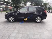 Bán Chevrolet Captiva MT đời 2009, màu đen số sàn, giá tốt