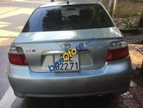 Bán xe Toyota Vios đời 2007, màu bạc, 175 triệu