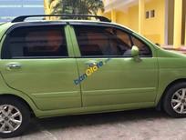 Cần bán xe Daewoo Matiz đời 2008, màu cốm, xe chính chủ