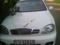 Bán Daewoo Lanos đời 2002, màu trắng, nhập khẩu, nhà đi kỹ