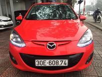 Cần bán xe Mazda 2 S 2014 đăng ký 2015 màu đỏ, cực đẹp biển HN