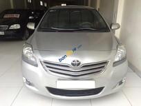 Bán xe Toyota Vios G sản xuất 2011, màu bạc, giá 460tr
