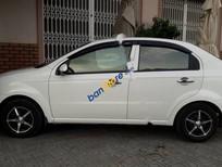 Bán xe Chevrolet Aveo đời 2012, màu trắng, nhập khẩu nguyên chiếc giá cạnh tranh