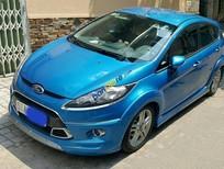 Cần bán gấp Ford Fiesta S đời 2011, màu xanh lam số tự động