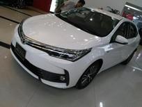 Bán Toyota Altis 1.8G đời 2018, màu đen GIÁ CÒN 753 triệu có kèm quà tặng hấp dẫn. LH Huy 0978329189