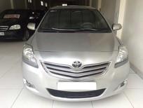 Xe Toyota Vios G 2011, màu bạc, giá tốt