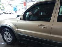 Bán xe Ford Escape đời 2004 3.0V6 tại Gò Vấp, Hồ Chí Minh