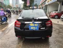 Bán Honda City 1.5 MT sản xuất 2014, màu đen chính chủ, giá chỉ 445 triệu