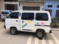 Bán Suzuki Super Carry Van năm 2004, màu trắng