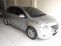 Cần bán xe Toyota Vios G đời 2011, màu bạc chính chủ