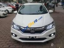 Cần bán lại xe Honda City AT năm 2017, màu trắng