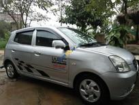 Bán Kia Morning LX 1.0 AT đời 2007, màu bạc, nhập khẩu xe gia đình, giá chỉ 195 triệu