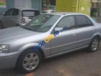 Cần bán lại xe Ford Laser đời 2003, màu bạc, giá chỉ 200 triệu